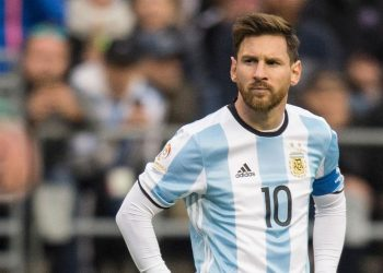 The five-time Ballon d'Or winner was a part of the Argentina teams that finished runners-up at the 2014 World Cup, the 2015 Copa America and the 2016 Copa America.