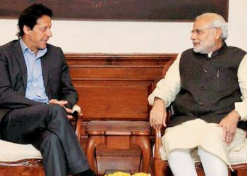 Prime Minister Modi and his Pakistani counterpart Khan exchanged pleasantries last week during the Shanghai Cooperation Organisation (SCO) summit in Bishkek.