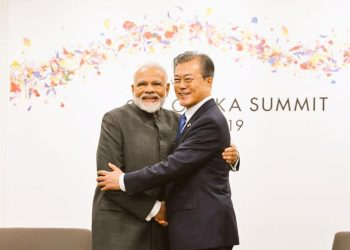 PM Modi and Moon
