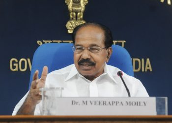 M Veerappa Moily said he would like to wait till CWC takes a call