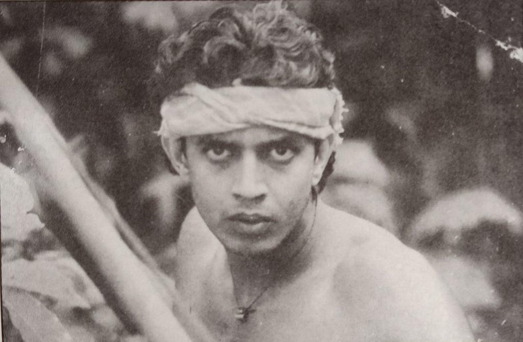 bollywood-ke-kisse-when-mithun-chakraborty-became-helen-s-assistant-मिथुन चक्रवर्ती