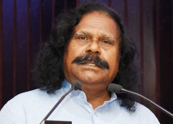 """The Chairman, National Commission for Schedule Tribes, Shri Nand Kumar Sai addressing at the inauguration of the National Seminar on """"Conservation of Particularly Vulnerable Tribes of Andaman and Nicobar Islands : The Way Forward"""", in New Delhi June 27, 2018."""