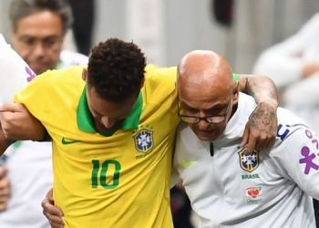 The injury to the world's most expensive footballer is a big blow to the hosts' preparations for South American continental championship, which begins in just over a week's time.