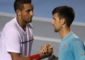 Djokovic said Kyrgios's remarks 'don't keep him awake at night'.