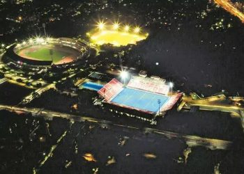 Highlighting the importance of sports in promoting the tourism industry of the state, the official cited last year's Hockey World Cup as an example.