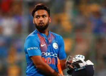 Pant, whose omission from the original squad became a topic of heated debates given his stupendous form in the past one year, will reach here Wednesday.