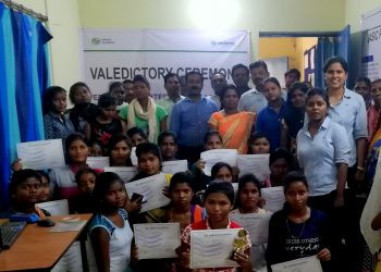 Vedanta gives away IT literacy certificates to 17