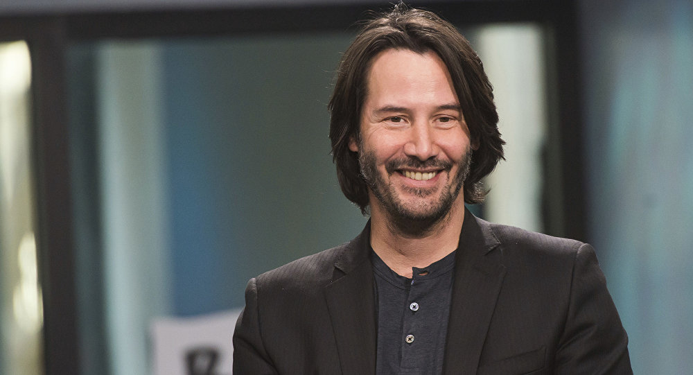 Keanu Reeves doesn't know that he is an internet sensation ...