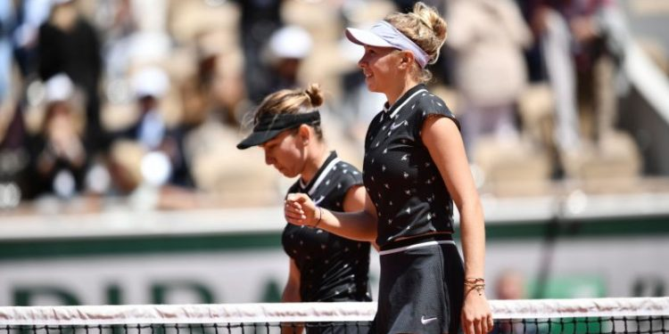 The semi-final between Ashleigh Barty and Amanda Anisimova will be played on Court Suzanne Lenglen while Johanna Konta's match with Marketa Vondrousova has been shifted to the smaller 5,000-seater Court Simonne-Mathieu.