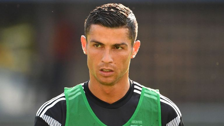 Five-time world player of the year Ronaldo is accused of rape by Kathryn Mayorga, who claims the Portuguese soccer star assaulted her in a Las Vegas hotel in 2009.