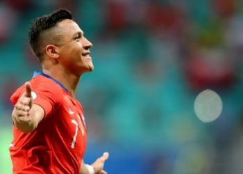 Sanchez bagged the winner, his 43rd goal for his country, but Chile finished with 10 men after Gabriel Achilier's red card a minute from time.