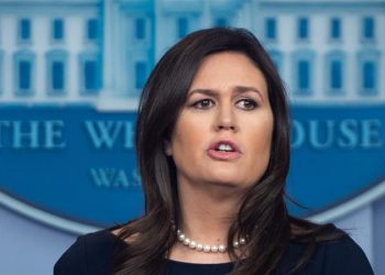 The outgoing White House Press Secretary said it was one of the 'greatest jobs she could ever have'.