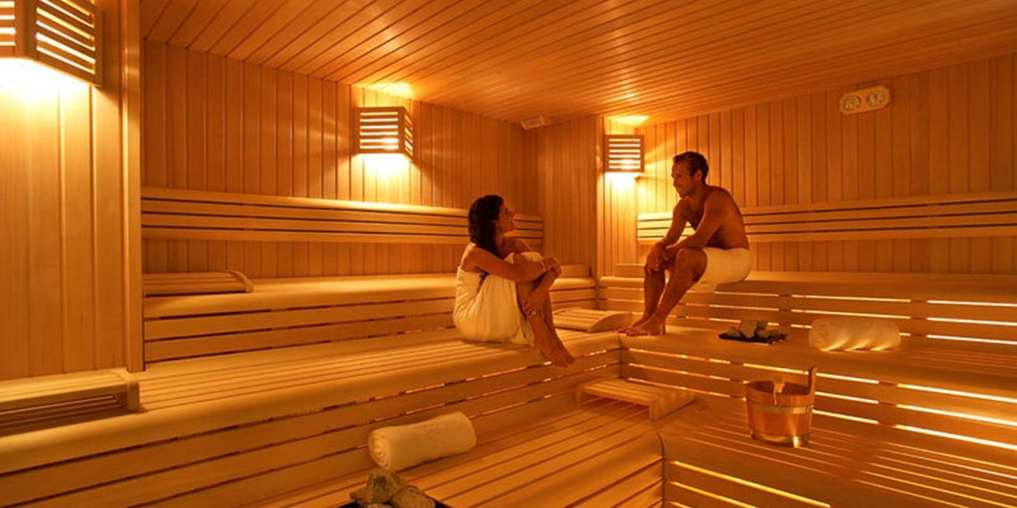 For the study published in the journal Complementary Therapies in Medicine, the researchers placed participants both in a sauna and on a bicycle ergometer on separate days.