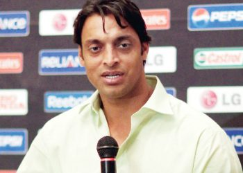 Shoaib Akhtar was critical about Pakistan fielding