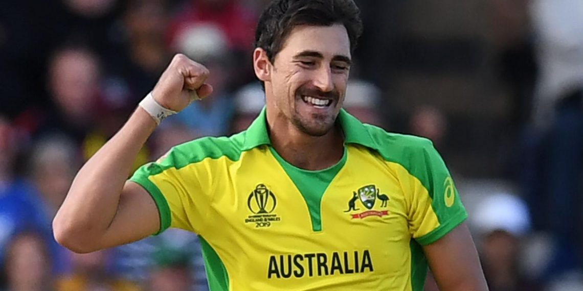 Starc's sixth five-wicket haul derailed West Indies' chase in their World Cup tie at Trent Bridge Thursday.