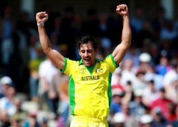Strac starred with figures of 4/55 during Australia's 87-run win over Sri Lanka here Saturday.