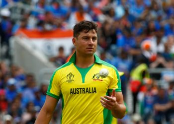 Skipper Aaron Finch said Mitchell Marsh, who is on standby and has started training, would be ready if he is included into the official squad.