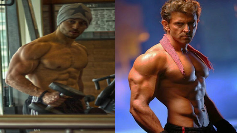 Hrithik Roshan and Tiger Shroff's movie titled 'Fighters