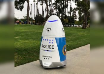 US city to deploy 'RoboCop' to monitor public area