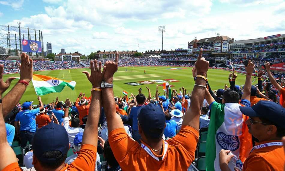 The Indians have turned up in huge number in England for the ongoing World Cup. They can be seen cheering and supporting the Men in Blue at each and every World Cup venue.