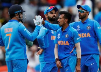 India eased past South Africa in their first game while the Aussies had to struggle against the West Indies.