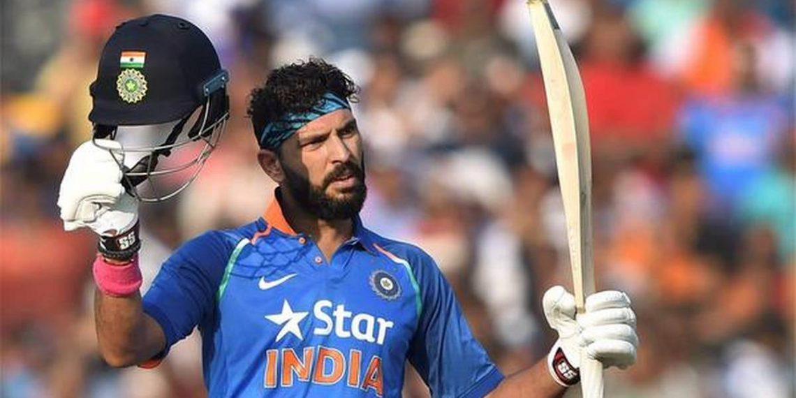 Yuvraj had sought the Board of Control for Cricket in India's (BCCI) permission to play in foreign T20 leagues following his retirement from international cricket.