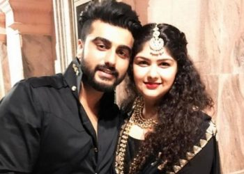 Arjun Kapoor's sister Anshula pens adorable letter for his birthday