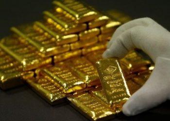 Gold futures higher on weak US jobs data