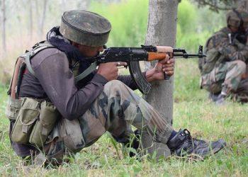 JeM militant killed in J&K gunfight