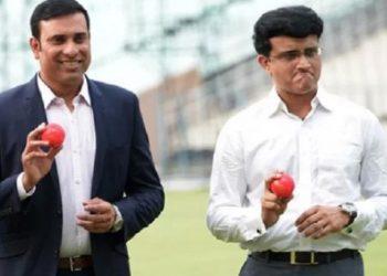 VVS Laxman and Sourav Ganguly