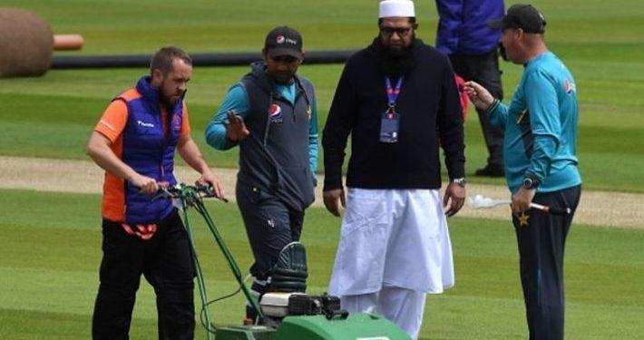 Inzamam is Pakistan cricket's chief selector.