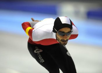 The 33-year-old skater from Ahmedabad dreams of become the first Indian ice skater to qualify for the Winter Olympics.