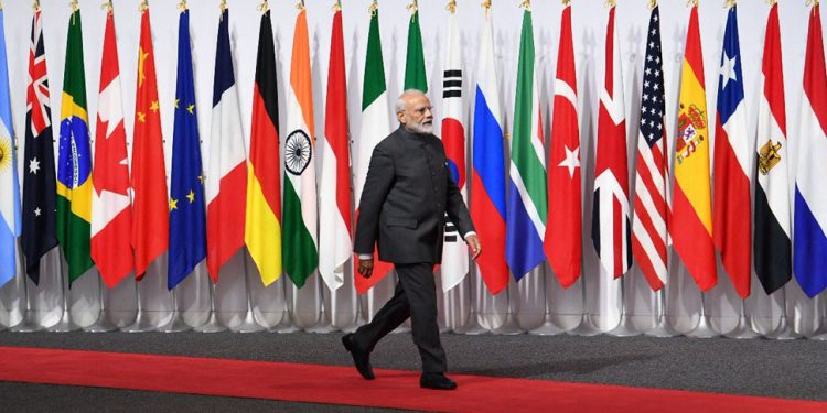 Prime Minister Narendra Modi's sixth G20 Summit which was held June 28-29 in Osaka, Japan