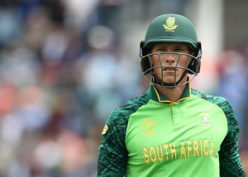 Asked if the media frenzy that followed the revelation of de Villiers comeback bid, affected him, van der Dussen said it didn't.