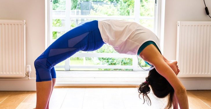 Try these yoga apps to stay fit this summer