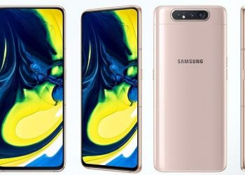 Samsung Galaxy A80 launched in India for Rs 47,990