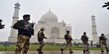 Security at Taj Mahal to beef up after Shiv Sena threat