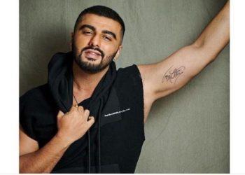 Arjun Kapoor flaunts 2nd tattoo