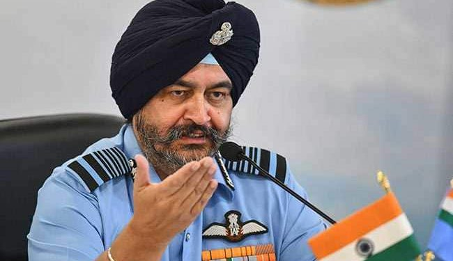 Air Chief Marshal B.S.Dhanoa