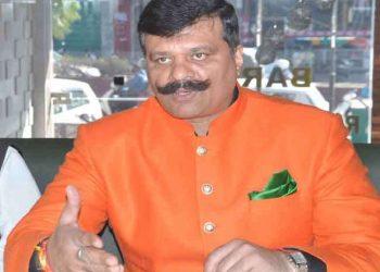 BJP MLA Kunwar Pranav Singh Champion