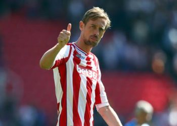 Peter Crouch. File pic