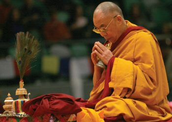 In first clear assertion on the sensitive issue, senior Chinese officials and experts said the reincarnation of the Dalai Lama must be approved by the Chinese government.