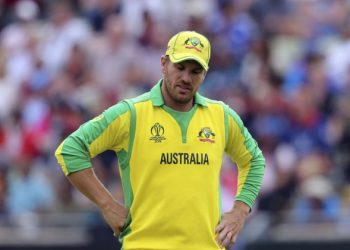 Five-time champions Australia failed to defend its title after losing by eight wickets against hosts England in the second semifinal at Edgbaston Thursday night.