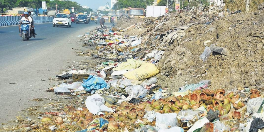 Report dumping of garbage through photo or video via