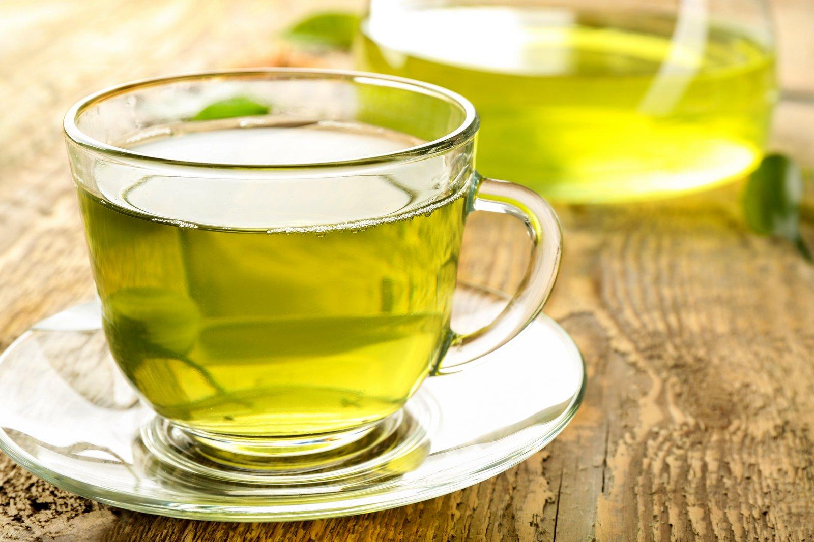 Drink green tea to prevent stroke, heart attack - OrissaPOST