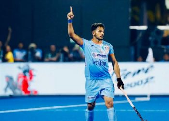 India won a historic silver medal at the 2016 FIH Champions Trophy, and Harmanpreet was adjudged the Rising Player of the Tournament.