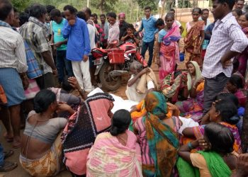 Lanjigarh: Reds shoot dead contractor in broad daylight
