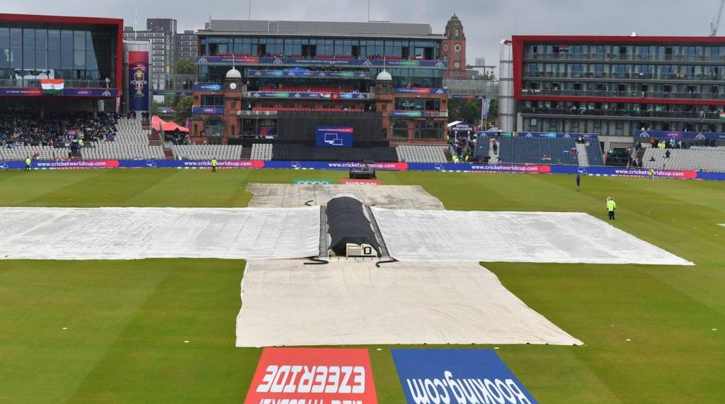 New Zealand found it tough to score runs after opting to bat on what seemed to be a slow and two-paced surface here Tuesday.