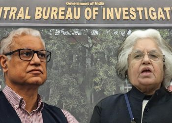 Anand Grover (L) and Indira Jaising