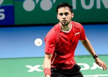 Sixth seed Kashyap, a former World top 10 player, outwitted France's Lucas Claerbout 12-21, 23-21, 24-22 in a quarterfinal lasting an hour and 16 minutes.